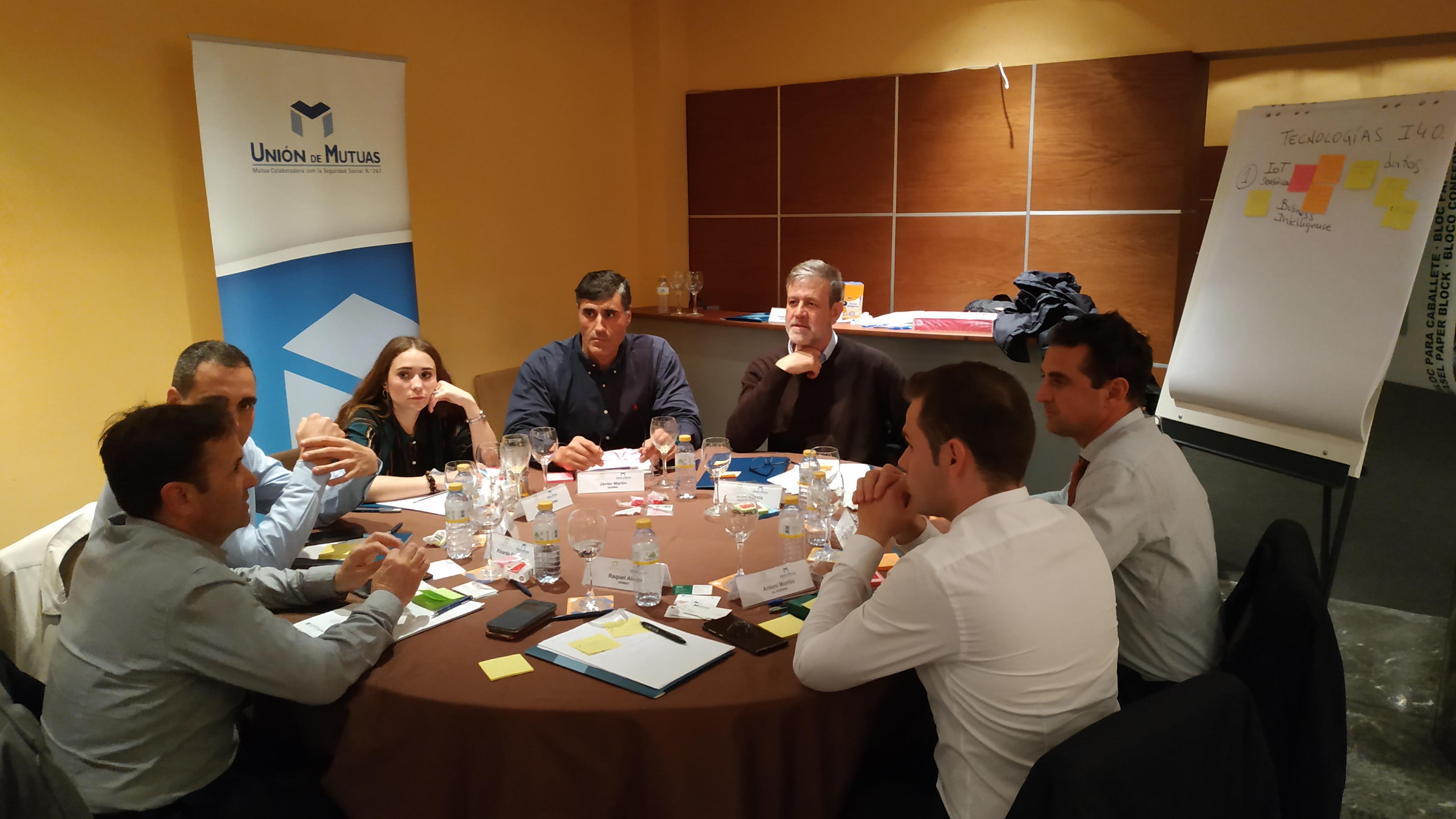 Laboralia 2019 round table
